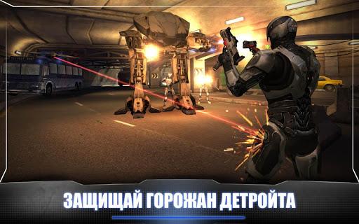 Игра RoboCop™ для планшетов на Android