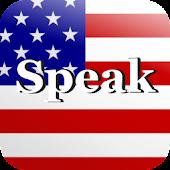 Speak American