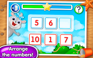 Screenshot of Math, Count & Numbers for Kids