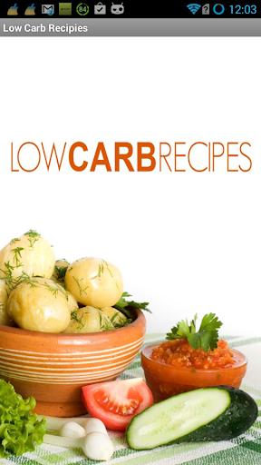 Low Carb Recipies