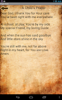 Screenshot of Prayer Book