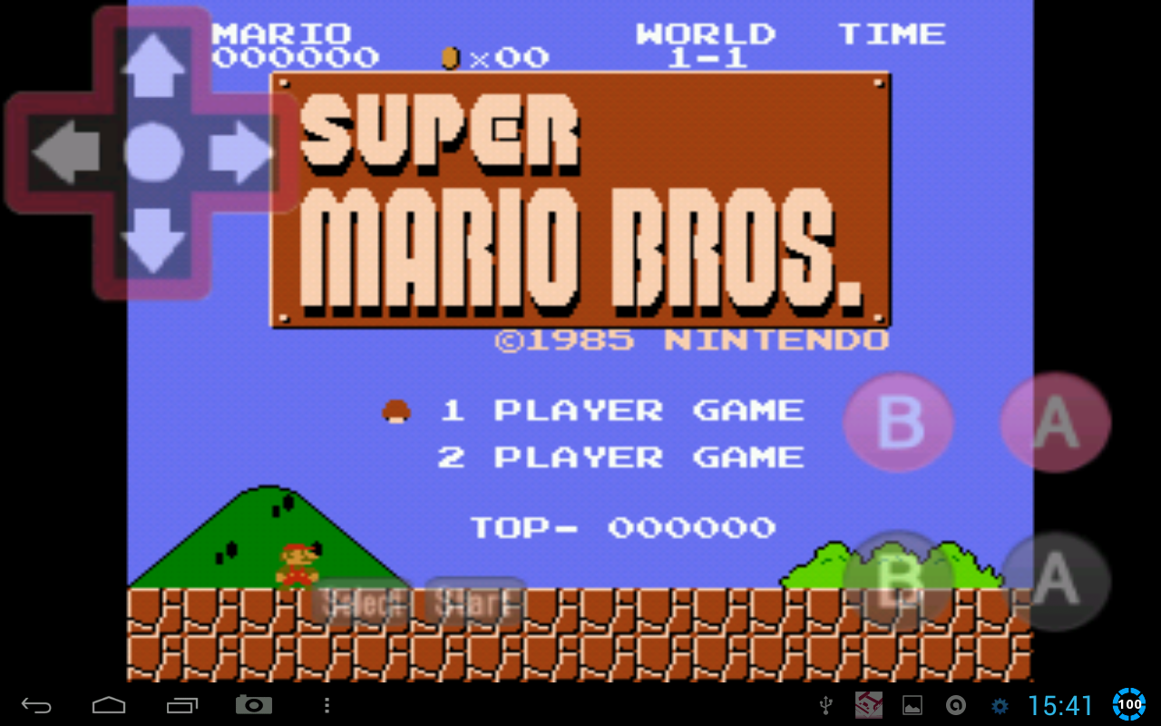 Perfect NES Emulator Trial- screenshot