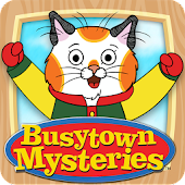 Busytown Mysteries - Interactive stories and games