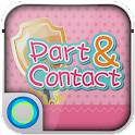 Part & Contact Hola Theme icon