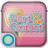 Part & Contact Hola Theme