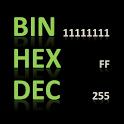 Radix Conv ( DEC, HEX, BIN) icon
