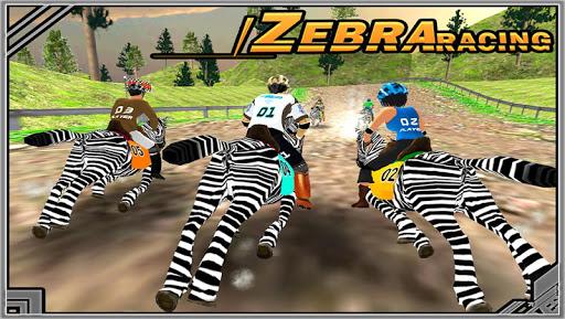Zebra Racing 3D