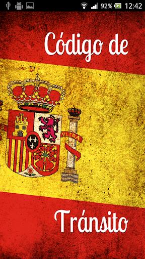 Código de Tránsito de España