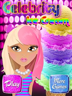 Celebrity Ice Cream Maker FREE