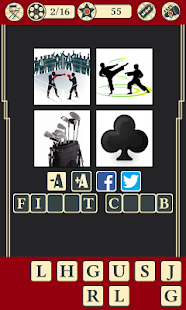 4 Pics 1 Movie! Hack for the game