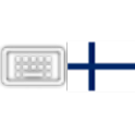 Finnish dictionary logo