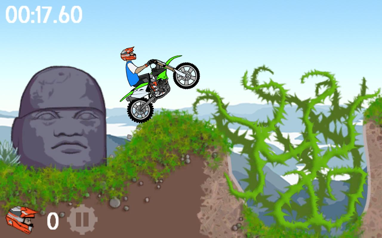 Moto X Mayhem- screenshot