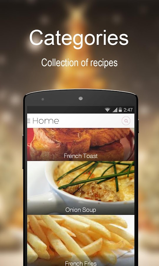 French recipe book free android apps on google play french recipe book free screenshot forumfinder Image collections