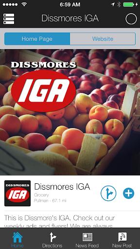 Dissmore's IGA