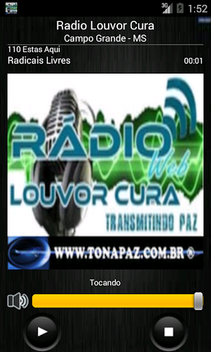 Rádio Louvor Cura
