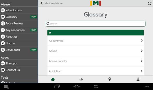 Medicines' Misuse - screenshot thumbnail