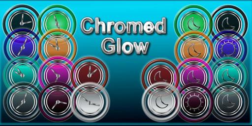 Chromed Glow