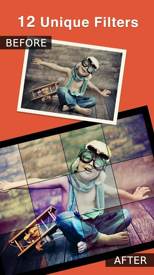 Lipix - Photo Collage & Editor - screenshot