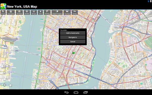 玩免費旅遊APP|下載紐約,美國 離線地圖 app不用錢|硬是要APP