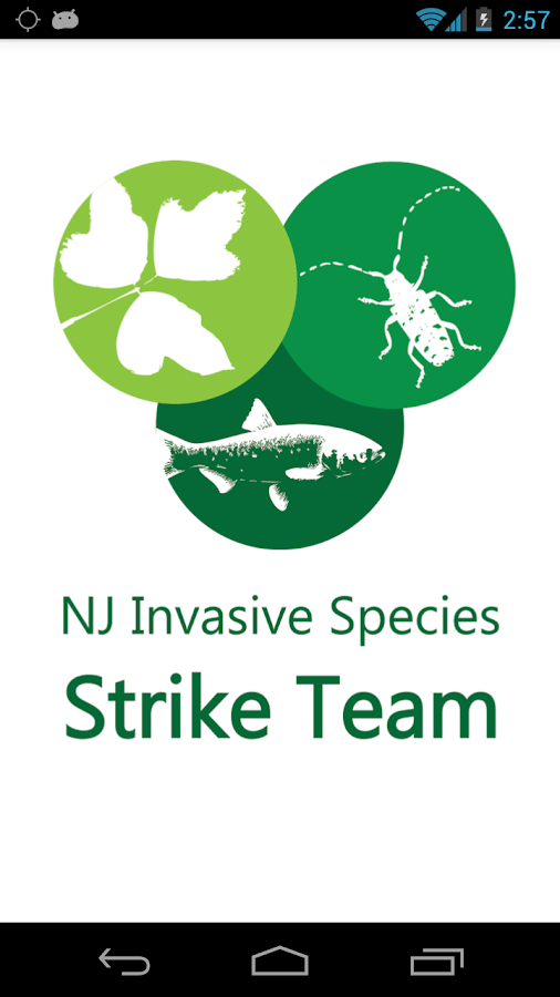 NJ Invasives- screenshot