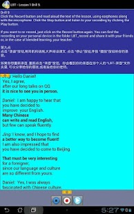 Learn EFL for Chinese speakers - screenshot thumbnail