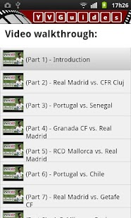 YVGuide: PES 2013 Legend w/CR7 - screenshot thumbnail