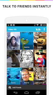 Video Kik - Fun Video Messages - screenshot thumbnail