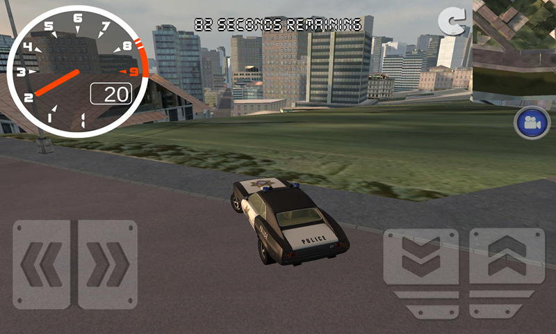 Police-Car-Street-Driving-Sim 42