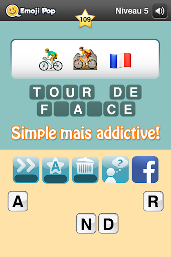 Emoji Pop Français™: Play Now