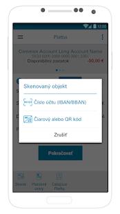SmartBanking SK- screenshot thumbnail