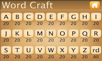 Screenshot of Word Craft DE