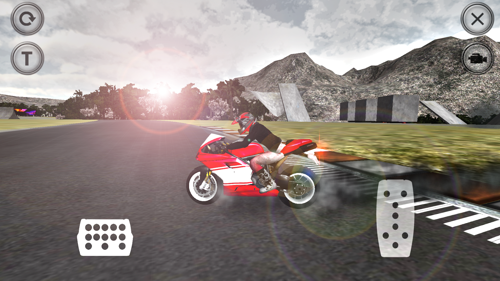 Motor Race Simulator Jump Android Apps On Google Play