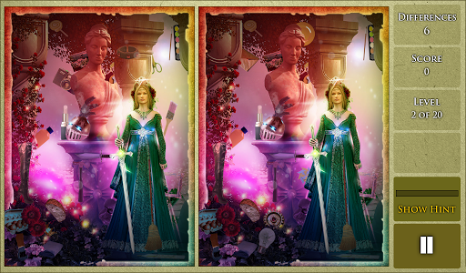Difference - Enchantresses