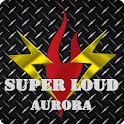 SuperLoud Aurora, Audio Player logo