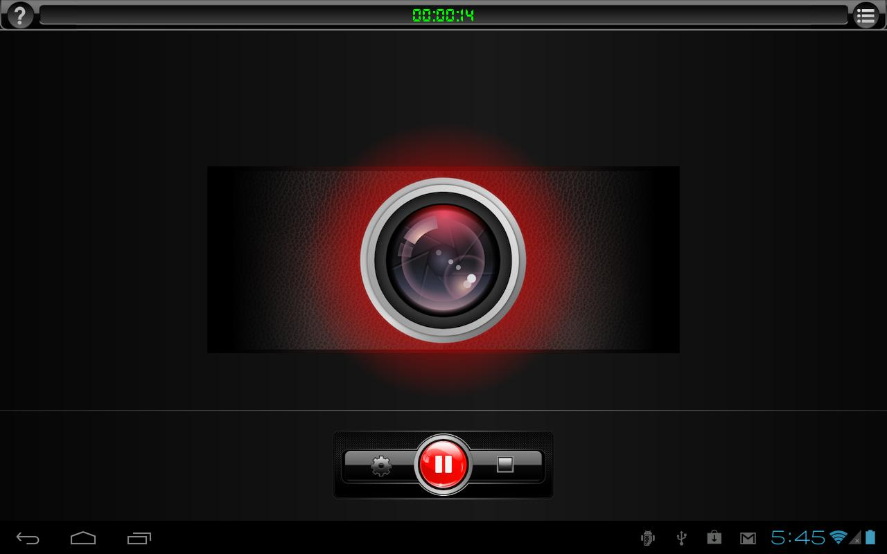 Display Recorder - screenshot