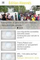 Screenshot of Clicanoo - Journal de l'île