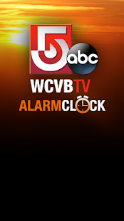 Alarm Clock WCVB Ch 5 Boston - screenshot thumbnail