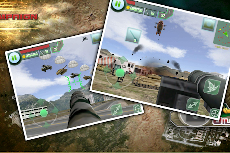 Gunners Battle Desert Storm APK for Blackberry | Download Android