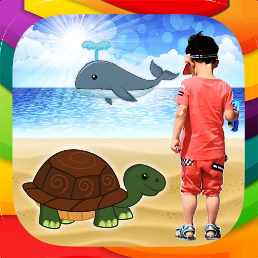 动物 - 照片贴纸 娛樂 App LOGO-APP試玩