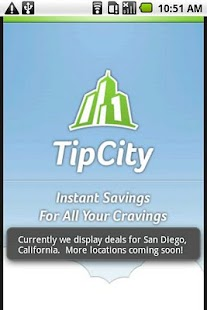 TipCity - screenshot thumbnail