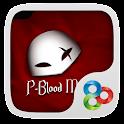 Blood Mask GO Launcher Theme icon
