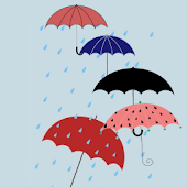 Umbrella Live Wallpaper