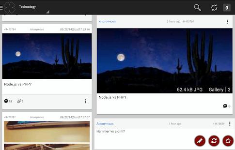 Mimi 4chan Reader - screenshot thumbnail