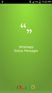 popular whatsap status quotes