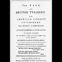 The Fall of British Tyranny – logo