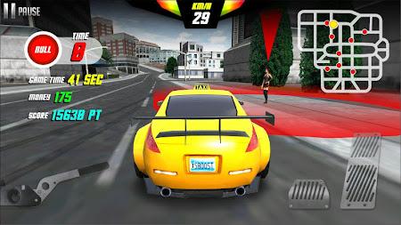 Taxi Drift 1.0 screenshot 43650