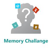 Memory Challange