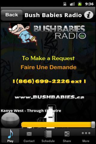 Bush Babies Radio