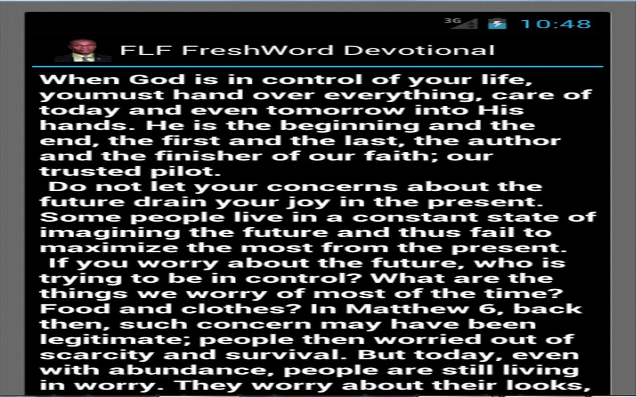 Full Life FreshWord - screenshot