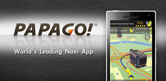 PAPAGO! GPS Navigation TH